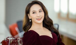 Bảo Thanh dừng đóng phim để sinh con