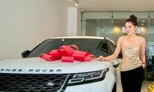 Hoa hậu Kỳ Duyên mua xe hơi 5,5 tỷ đồng