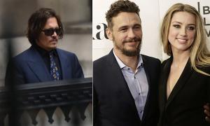 Johnny Depp 'tru lên như thú vì phê thuốc và ghen tuông'