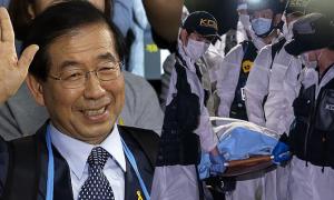 Thị trưởng Seoul chết sau vài giờ bị tố cáo quấy rối tình dục