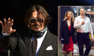 Johnny Depp 'dọa cắt của quý tỷ phú Elon Musk'