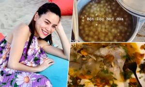 Hà Hồ ghiền ba món đặc sản Quảng Bình