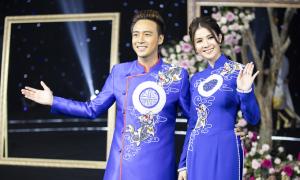 Kha Ly, Thanh Duy gợi ý áo dài đôi cho dâu rể