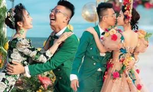 Vợ chồng Minh 'Nhựa' ra mắt kênh Youtube