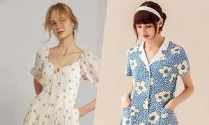 10 kiểu váy ngắn mùa hè