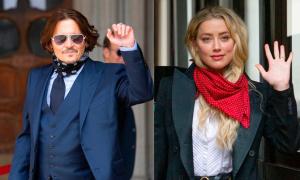 Amber Heard phủ nhận phóng uế và cắt ngón tay Johnny Depp