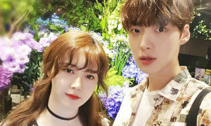 Chồng Goo Hye Sun muốn ly hôn thật nhanh