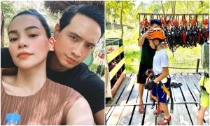 Hai khu du lịch ở Quảng Bình nơi gia đình Hà Hồ nghỉ hè