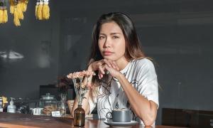 Minh Tú sắp về Việt Nam sau 4 tháng kẹt ở Bali
