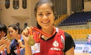 Cựu tuyển thủ Thu Trang tổ chức giải bóng chuyền không chuyên