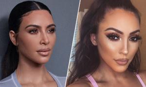 Tốn 4 tiếng mỗi ngày để 'lên đồ' như Kim Kardashian