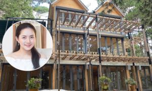 Phan Như Thảo xây thêm biệt thự gỗ 800 m2