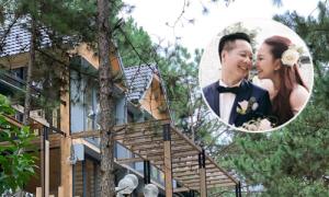 Đại gia Đức An muốn làm đám cưới trong biệt thự 800 m2