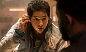 Bom tấn của Song Joong Ki tháng 9 ra rạp