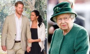 Thời điểm Nữ hoàng nhận ra nhà Meghan 'có vấn đề'