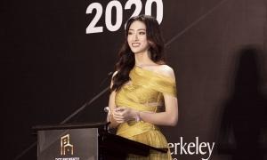Hoa hậu Lương Thuỳ Linh thành giám đốc ở tuổi 20