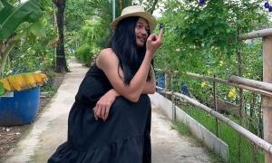 Quang Tuấn giả gái và đóng 2 vai