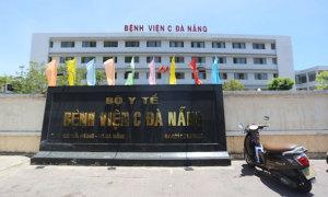 Nhân viên y tế Đà Nẵng đi từng nhà tìm F1 của 'bệnh nhân 418'