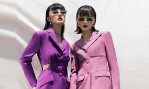 12 mẫu suit hiện đại cho nàng thành thị