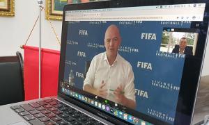 VFF được FIFA hỗ trợ 1,5 triệu USD
