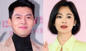 Quản lý nói Hyun Bin không tái hợp Song Hye Kyo