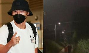 Hyun Bin ở Jordan giữa tin 'đi dạo cùng Song Hye Kyo'