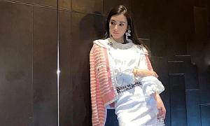 Vợ Quách Phú Thành phớt lờ tin từng 'săn' đại gia