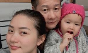 Phan Như Thảo mừng sinh nhật chồng ở biệt thự mới