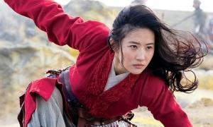 'Hoa mộc lan' của Lưu Diệc Phi chiếu tháng 9