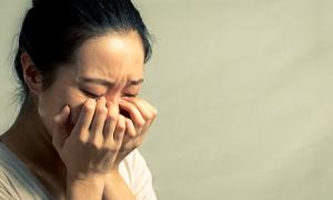 Chồng muốn ly hôn khi tôi viêm xoang