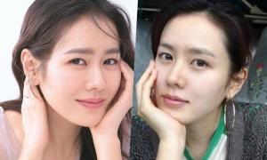 10 nữ hoàng mặt mộc xứ Hàn