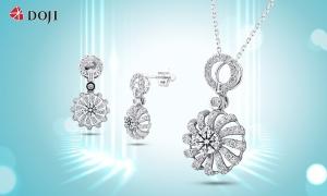 Cơ hội đeo thử trang sức kim cương miễn phí