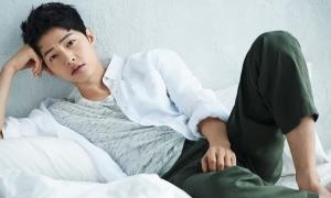 Song Joong Ki đóng mafia