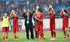 Hoãn các trận của Việt Nam ở vòng loại World Cup 2022