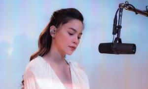 Hồ Ngọc Hà: 'Luôn cự tuyệt những người làm tôi đau khổ trong tình yêu'