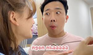 Hari Won chứng minh nấu ăn ngon