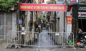 Ca bệnh thứ 11 tại Hà Nội dự 7 cuộc liên hoan
