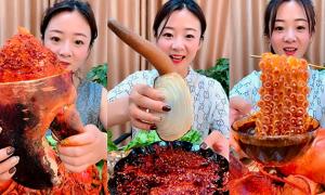 Nghề 'ăn cho người xem' bị lên án ở Trung Quốc