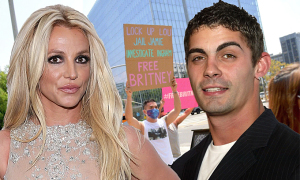 Chồng cũ tham gia cuộc biểu tình 'giải phóng Britney'