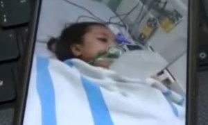 Bé gái 12 tuổi 'sống lại' khi gia đình chuẩn bị chôn