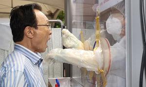 Hàn Quốc có thể phong tỏa vì số ca nhiễm nCoV tăng nhanh