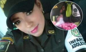 Nữ cảnh sát cho bé 8 ngày tuổi bị bắt cóc bú sữa