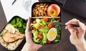 8 thay đổi nhỏ trong bữa ăn giúp da sáng, dáng thon