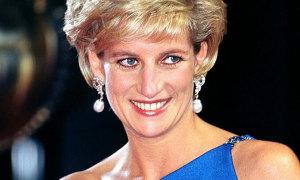 Diana từng được trữ đông cả 'tủ máu' đề phòng bất trắc