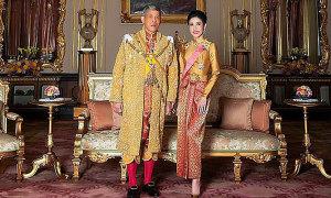 Vua Thái ân xá cho Hoàng quý phi sau một năm phế truất