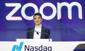 Nhà sáng lập Zoom kiếm 6,6 tỷ USD chỉ trong một ngày