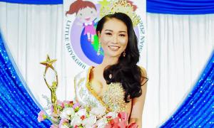 Xuân Nguyễn đạt danh hiệu Hoa hậu Quý bà Doanh nhân Quốc tế 2020