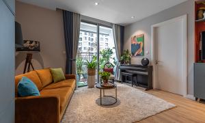 Tối ưu hóa không gian với đồ nội thất thông minh