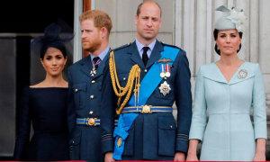 Meghan than 'không có tiếng nói' tại sự kiện với Harry, Kate và William