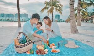 Sao Việt ấn tượng với 'nhà ở biển' tại Hà Nội